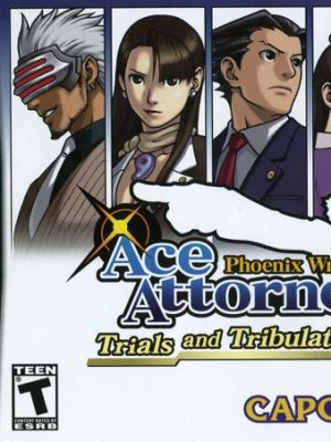 Phoenix Wright: Ace Attorney - Trials and Tribulations (BETA1)