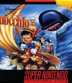 Pinocchio (SNES)