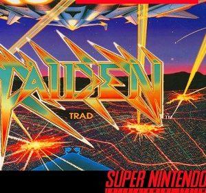 Raiden Trad (SNES)