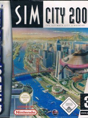 SimCity 2000 (GBA)