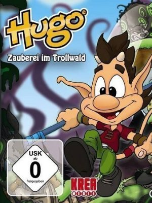 Hugo Magic in the Troll Woods (NDS)