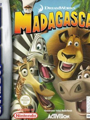 Madagascar (GBA)
