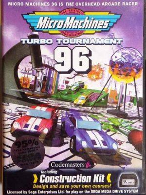 Micro Machines: Turbo Tournament '96