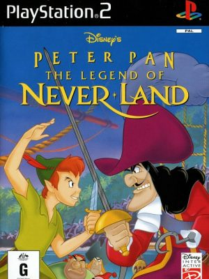 Disney's Peter Pan: The Legend of Never-Land