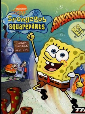 SpongeBob SquarePants - SuperSponge (PS1)