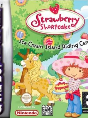 Strawberry Shortcake - Ice Cream Island - Riding Camp