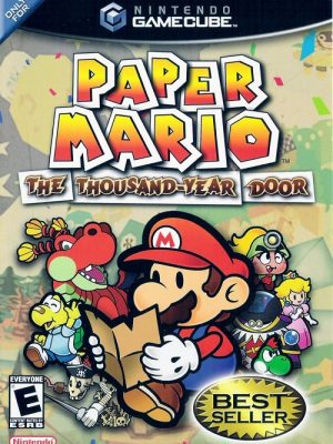 Paper Mario - The Thousand-Year Door