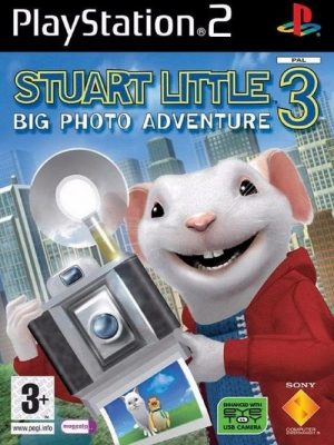 Stuart Little 3 - Big Photo Adventure
