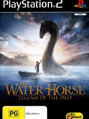 The Water Horse - Legend of the Deep PS2
