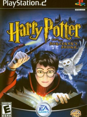 Harry Potter and the Philosopher's Stone (PS2) (A Pedra Filosofal)